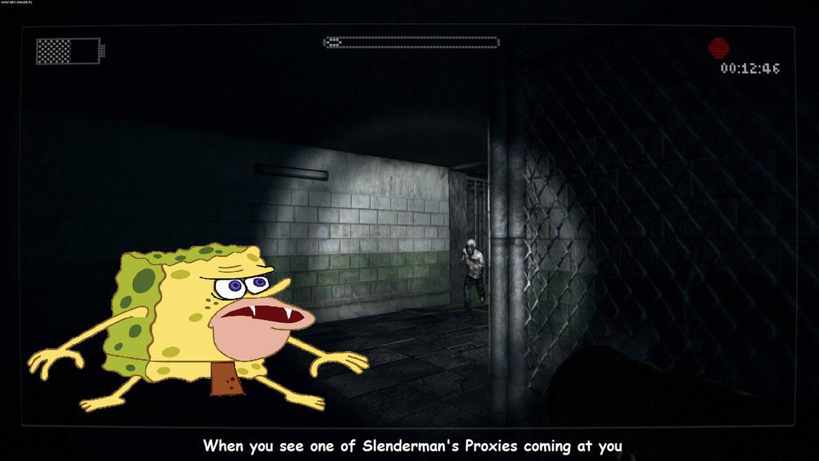 Caveman spongebob meme by artzume