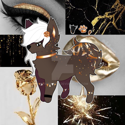Feral Mystery Aesthetic : Revealed [Closed] by Nyamunade