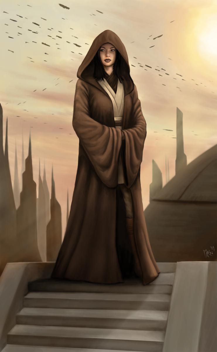 Jedi Master by spirit815