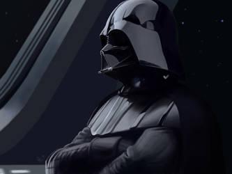 Darth Vader by spirit815