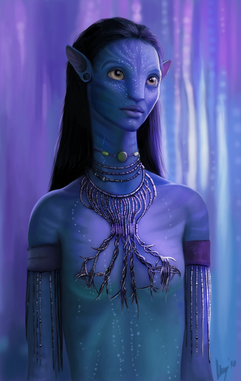 Neytiri by spirit815