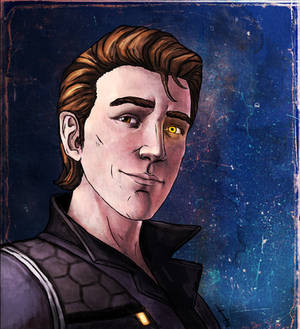 Rhys from Tales from the Borderlands