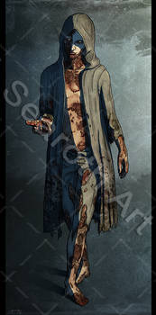 Ruvik from The Evil Within
