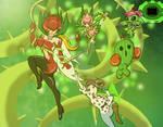 Palmon Tri: Photosynthesis