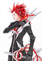 Axel by PapouJunkie