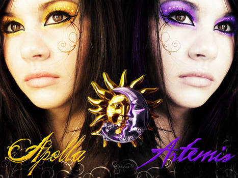 Apolla and Artemis