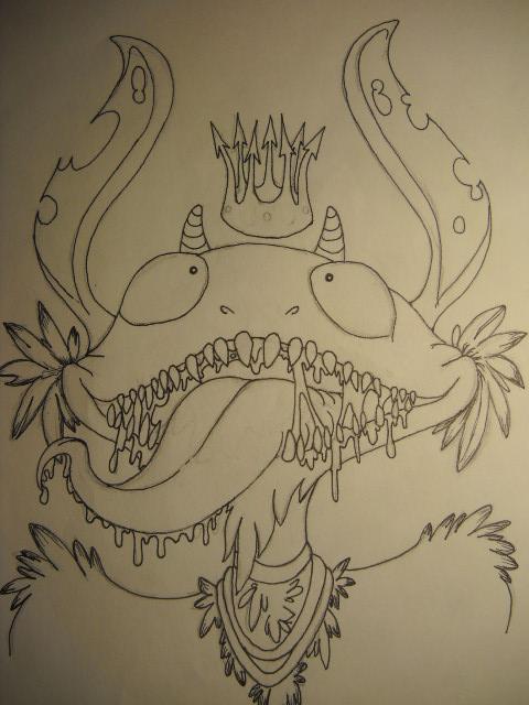 Crown Demonic by AnimeKitty1262