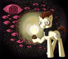 Knock-Knock pony