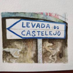 Levada do Castelejo