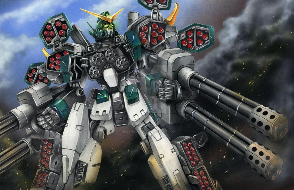 Endless Waltz Gundam H-Arms Custom by Greymaulkin on ...