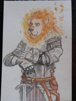 Sir Jamie Lionheart