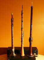 Old-School Reed Instruments