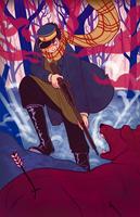 Golden Kamuy Poster by Strawbearrymilk
