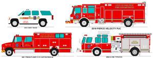 City of Van Pelt Fire Department