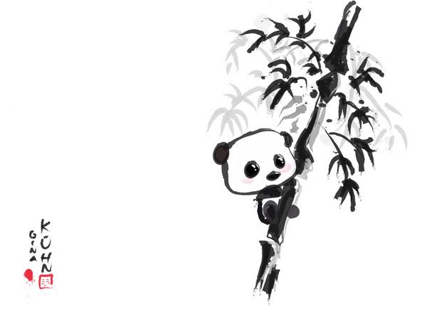 Bambusbezwinger by Amapolchen