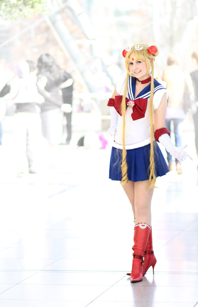 Sailor Moon 2 by Amapolchen