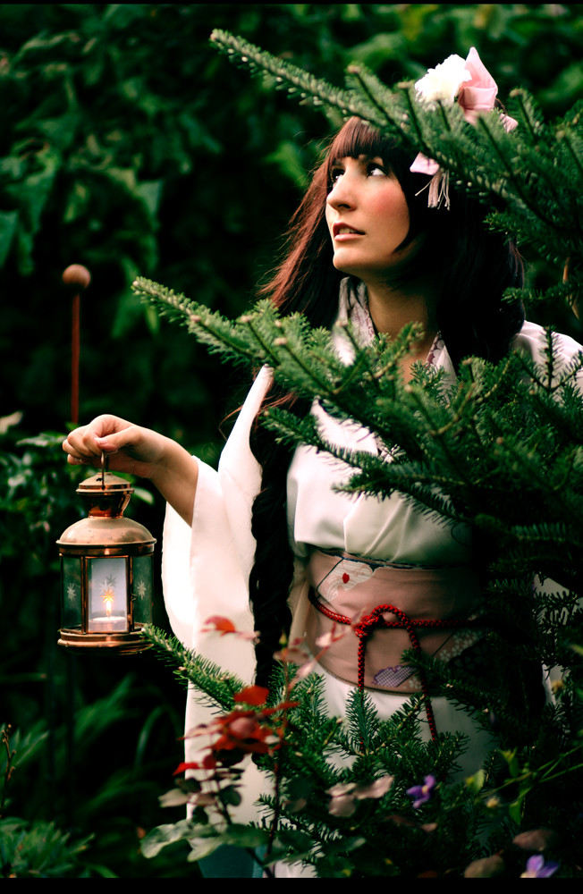 xxxHolic: Himawari 4 by Amapolchen