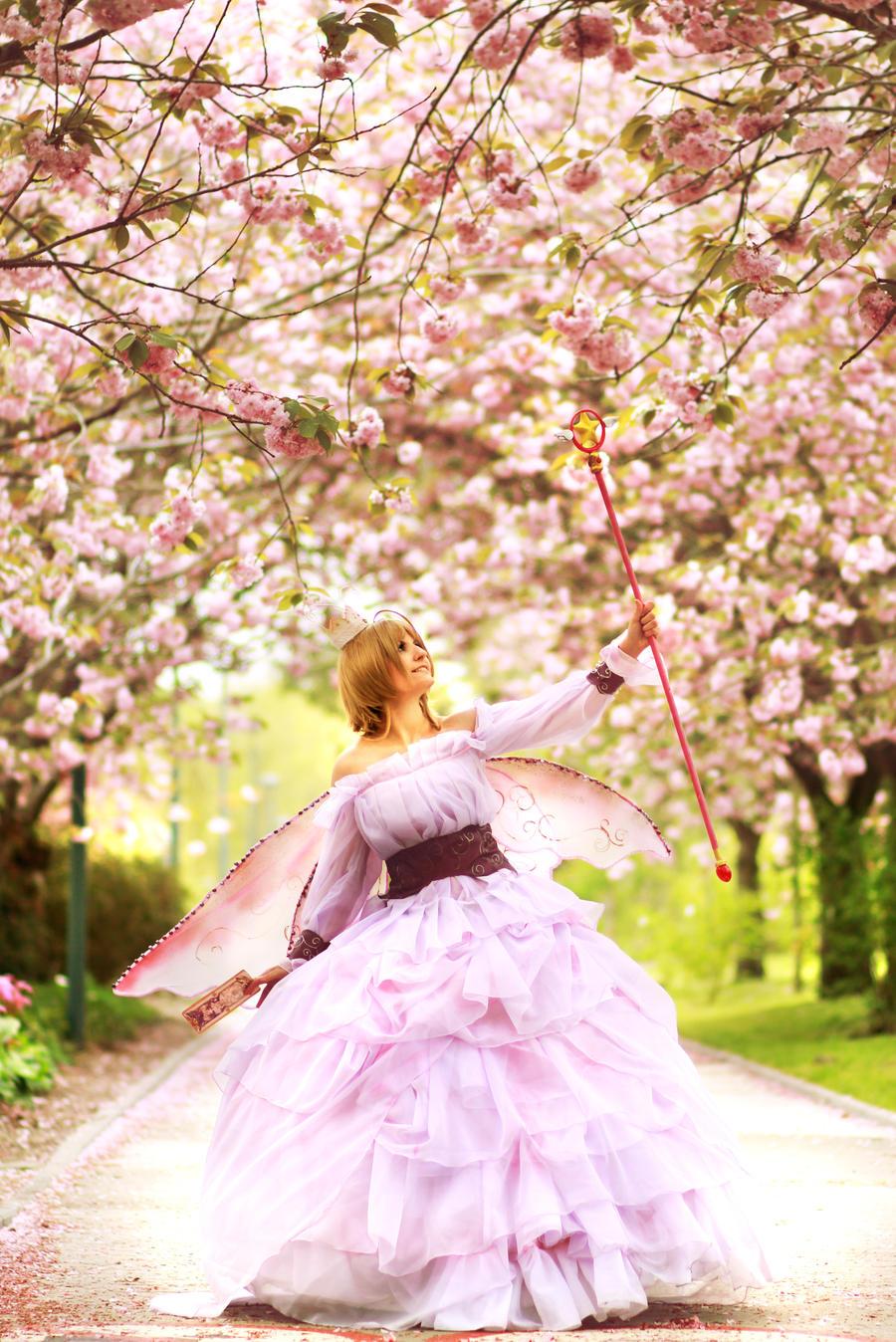 CCS: Sakura 31 by Amapolchen
