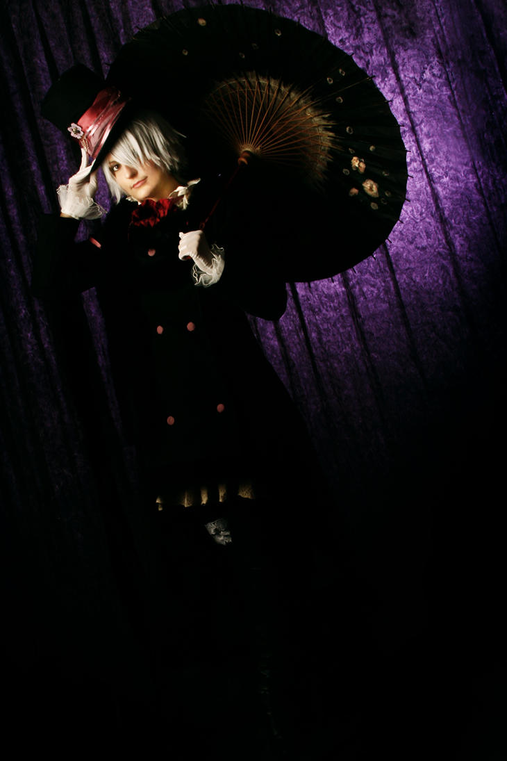 Pandora Hearts: Xerxes Break by Amapolchen