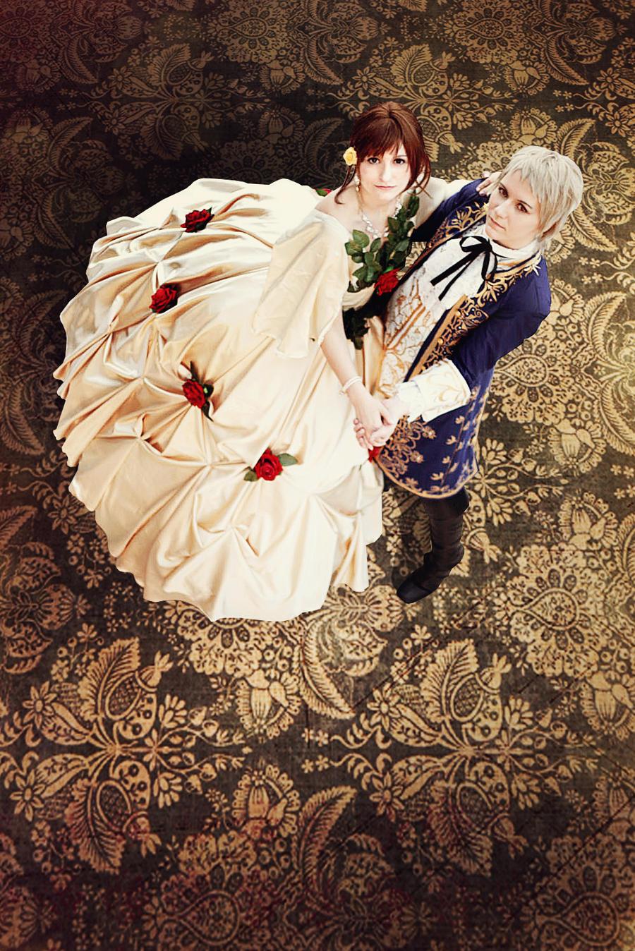Hetalia: dance by Amapolchen