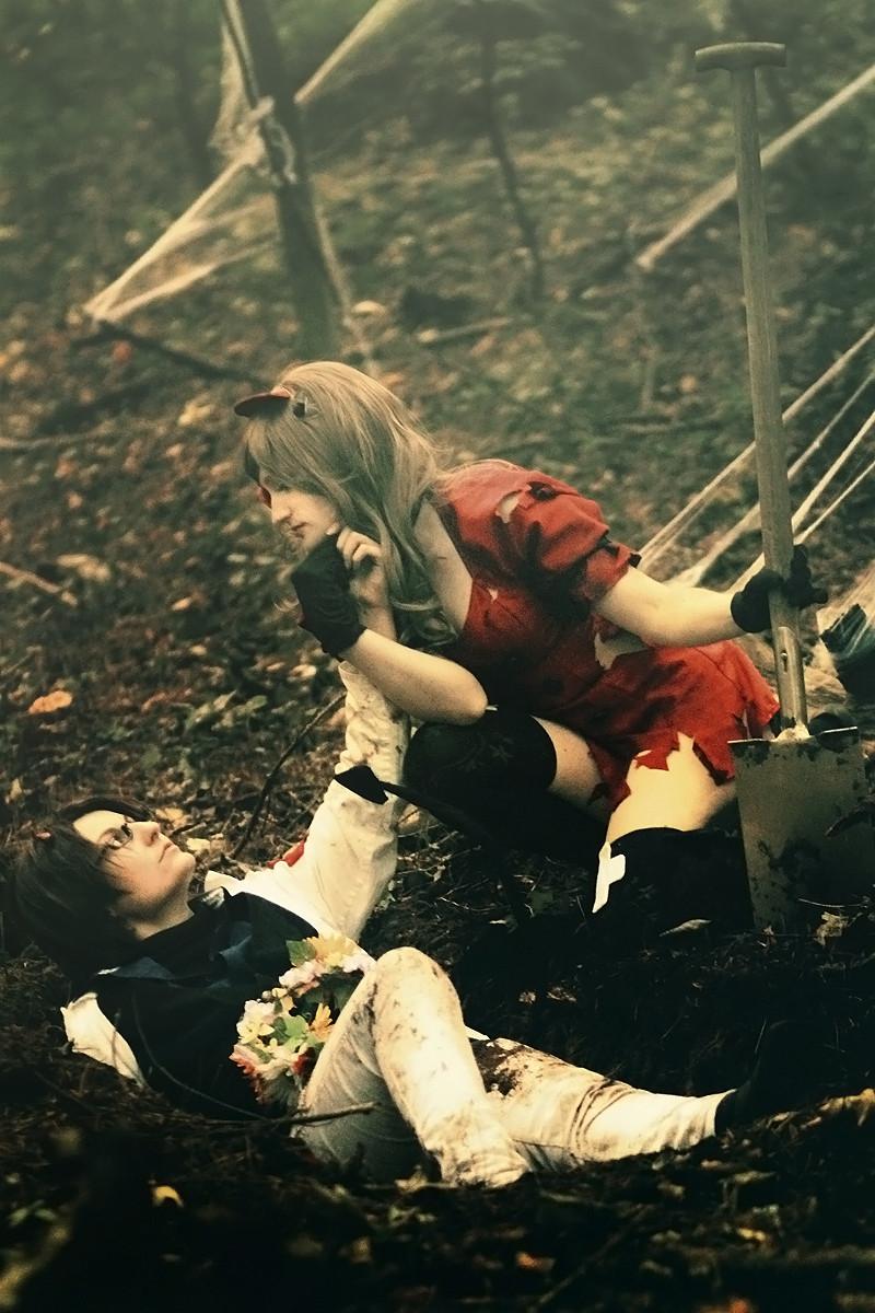 Hetalia: Happy Halloween 2 by Amapolchen