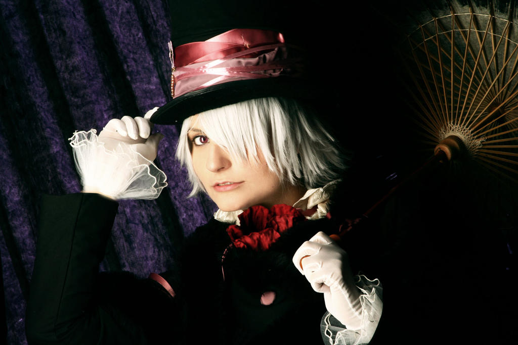 Pandora Hearts: Xerxes Break 2 by Amapolchen