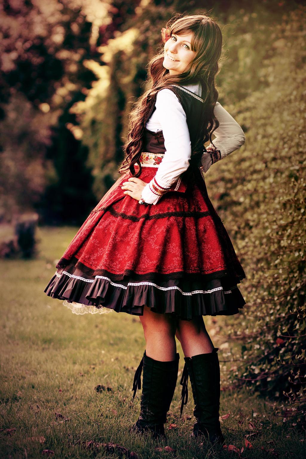 Hetalia: Hungary 4 by Amapolchen