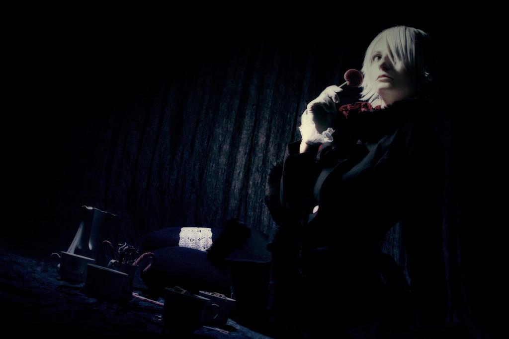 Pandora Hearts: Xerxes Break 4 by Amapolchen