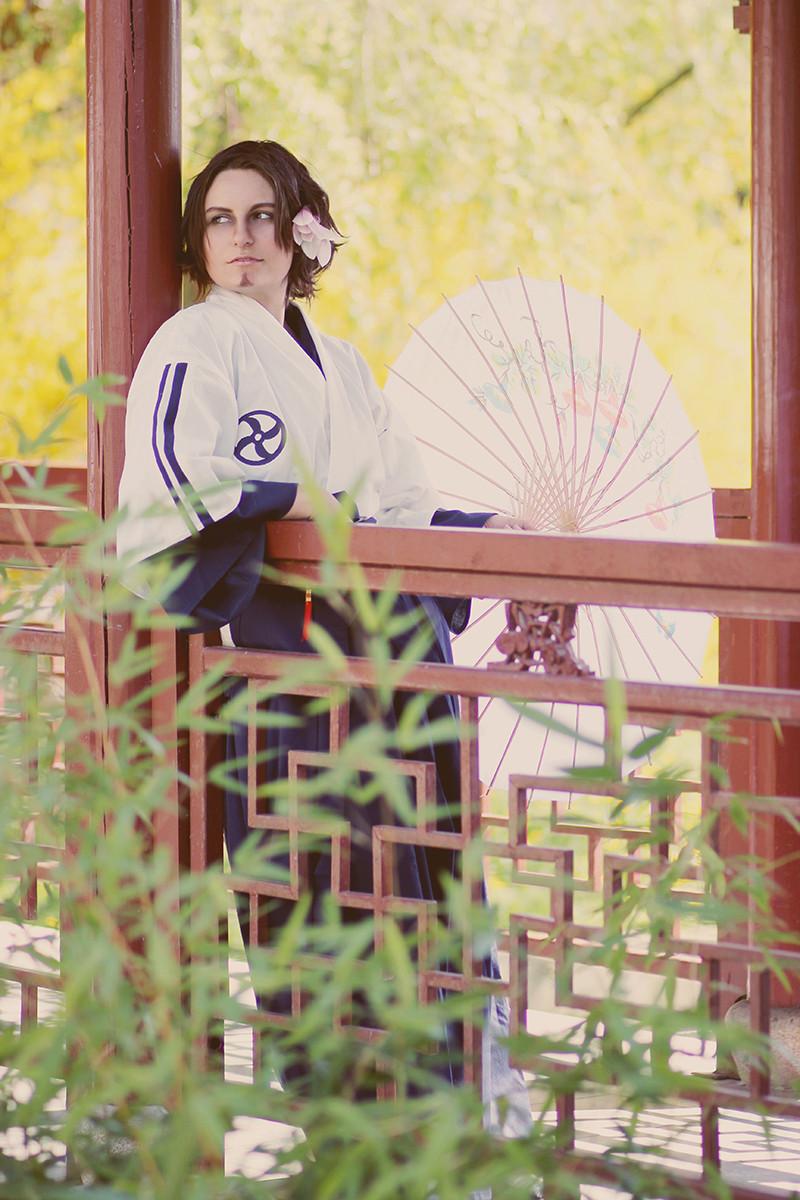 Bleach Shunsui by Amapolchen