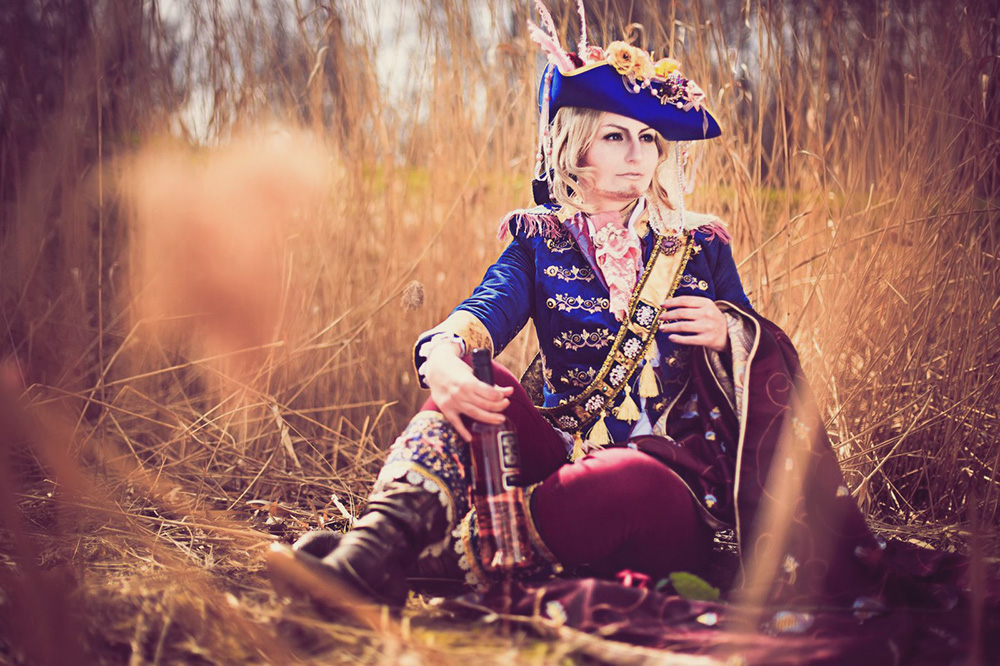 hetalia: France 8 by Amapolchen