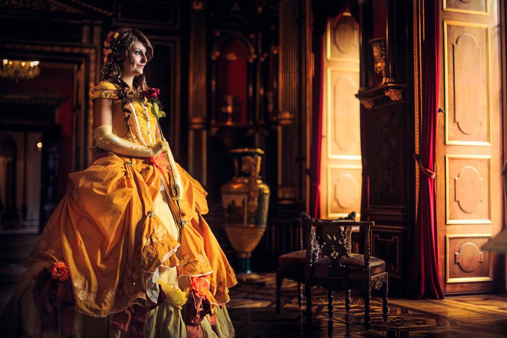 Belle 2 by Amapolchen