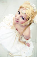 Sailor Moon: Serenity by Amapolchen