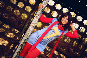 Ms. Marvel : Kamala Khan 2 by Amapolchen
