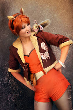 Marvel : Squirrel Girl