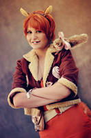 Marvel : Squirrel Girl 2 by Amapolchen