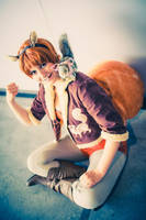 Marvel : Squirrel Girl 3 by Amapolchen