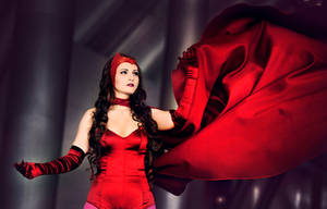 Marvel: Scarlet Witch / Wanda Maximoff - 8 by Amapolchen