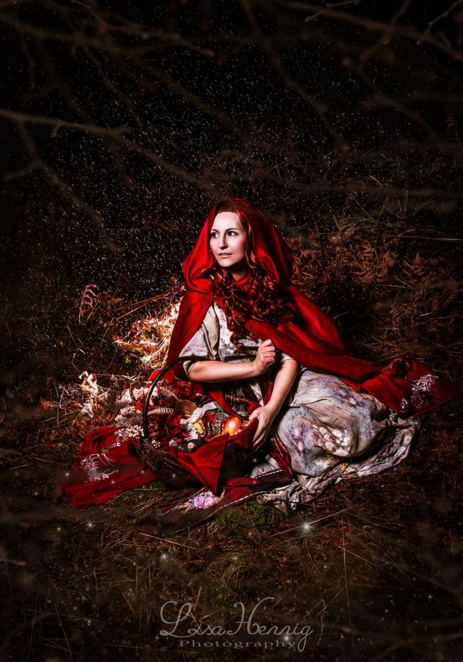 Little Red Riding Hood 2 by Amapolchen on DeviantArt
