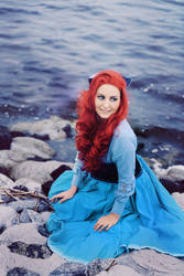 Disney : Ariel the little Mermaid by Amapolchen