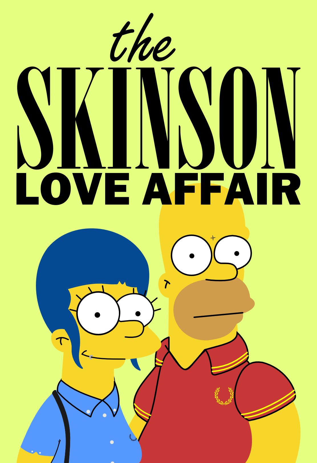 The Skinson Love Affair by daskai