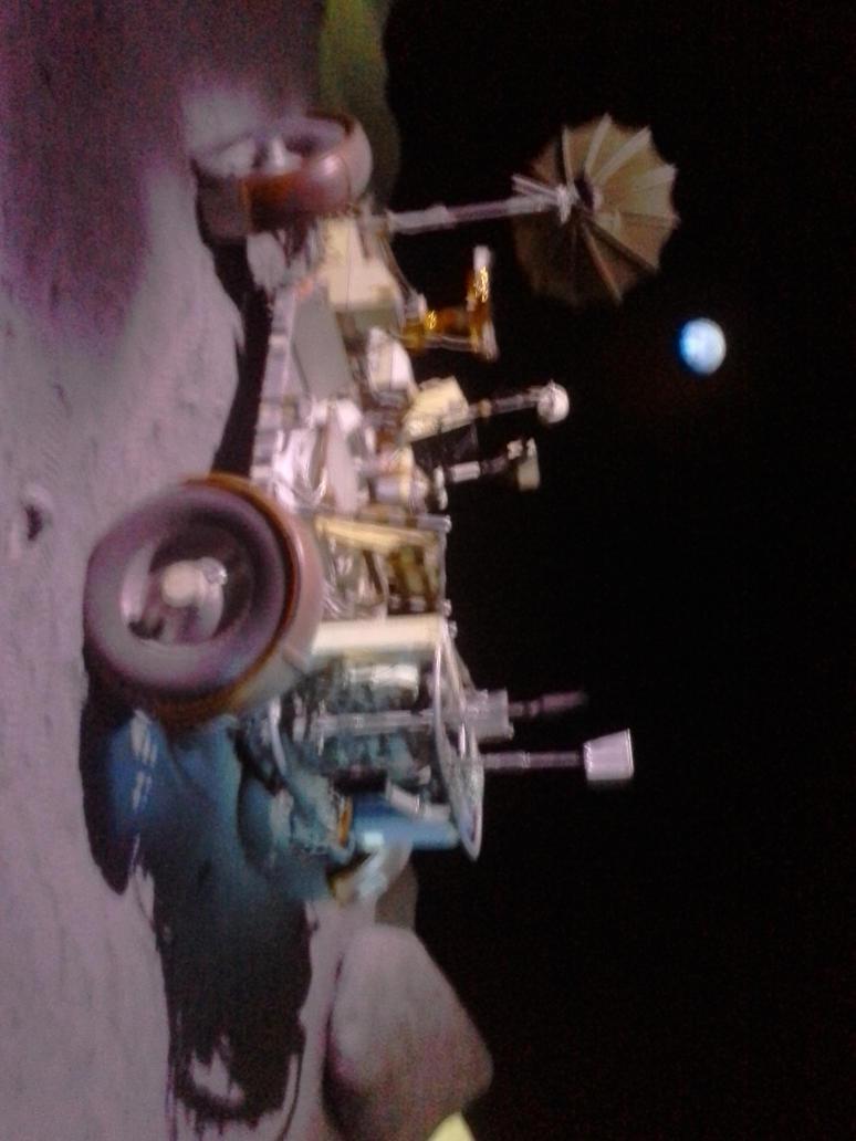Lunar Transport by SonofChinglu