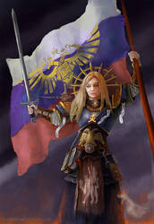 Poklonskaya by Lolwoot1337