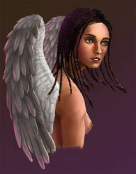 Angel by Lolwoot1337