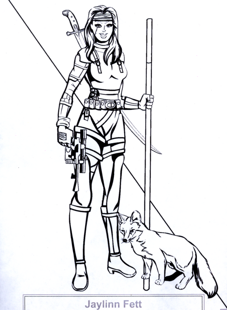 Pin jango fett coloring pages on pinterest for Jango fett coloring pages