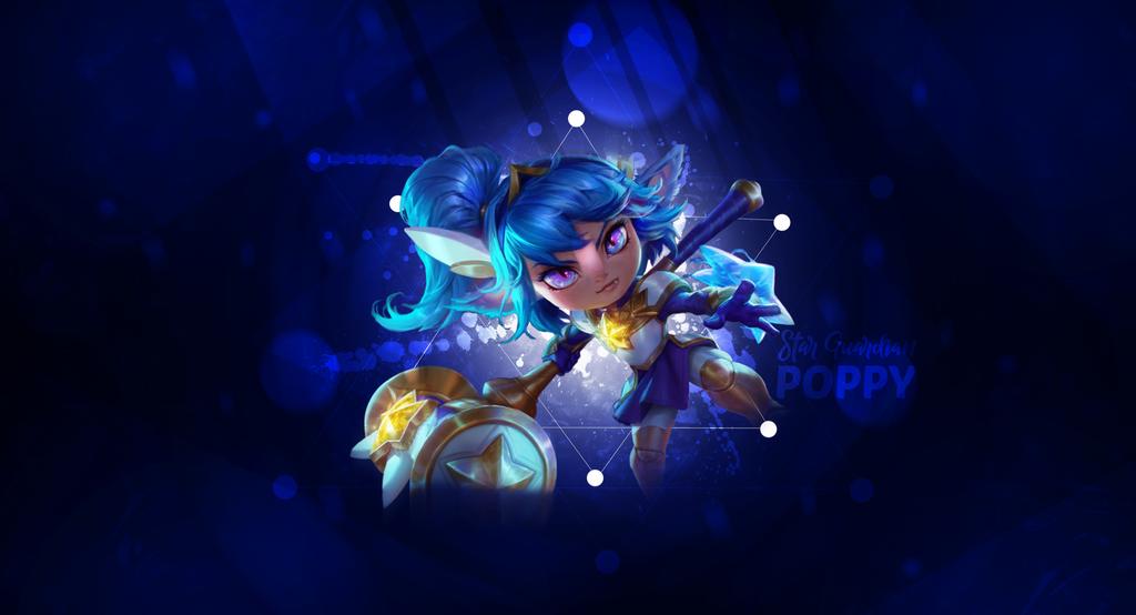 League Of Legends Poppy Wallpaper: STAR GUARDIAN POPPY By Massi001 On