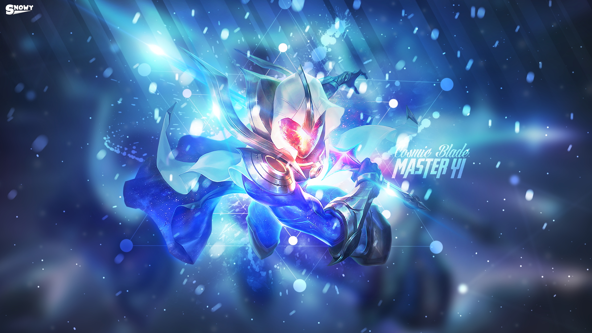 League Of Legends Cosmic Blade Master Yi By Massi001 On Deviantart