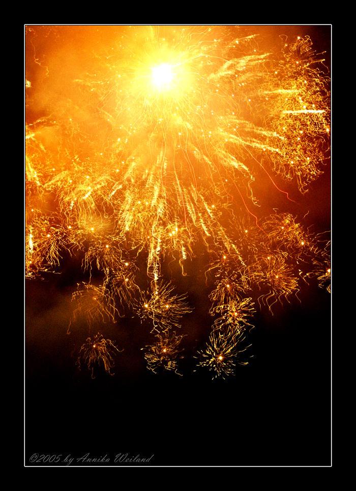 fireworks II by Lady-Schakal