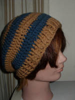 Ravenclaw slouchy hat by Sugarcoatidli3z