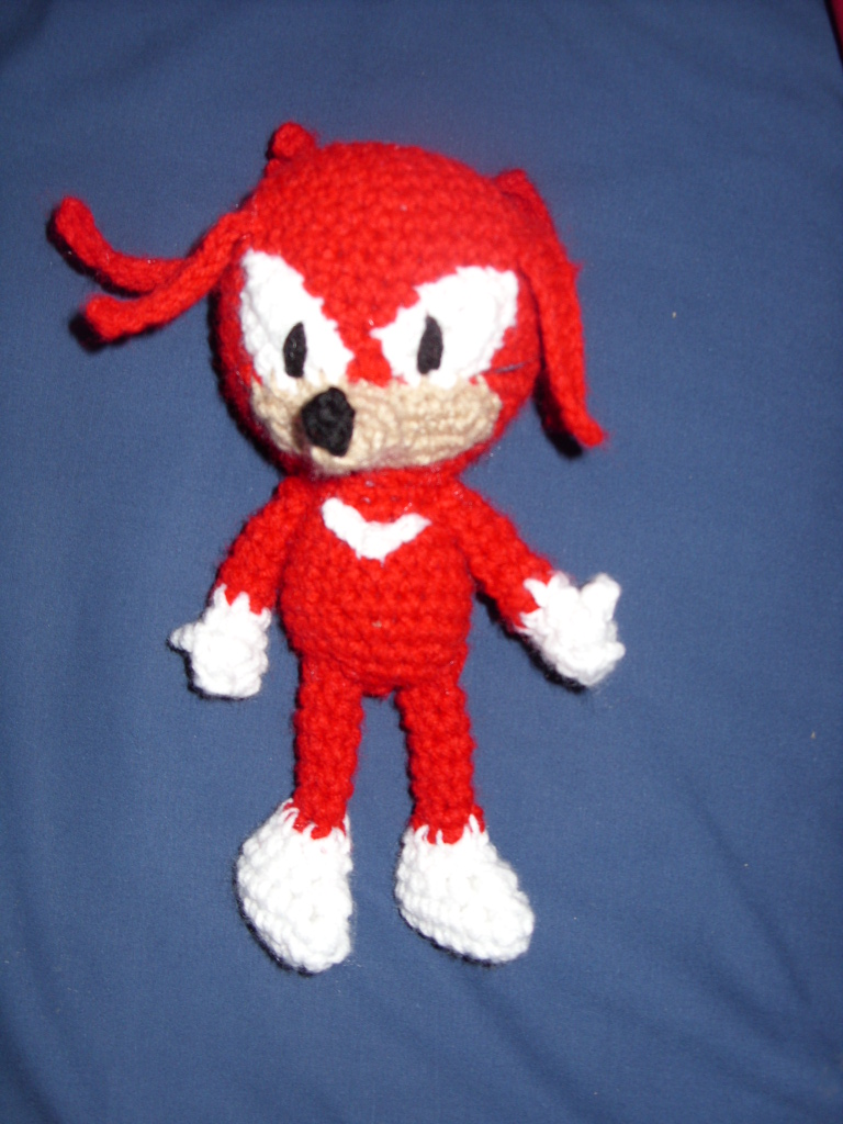 Knuckles the Echidna by Sugarcoatidli3z on DeviantArt