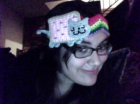 Nyan Cat Headband